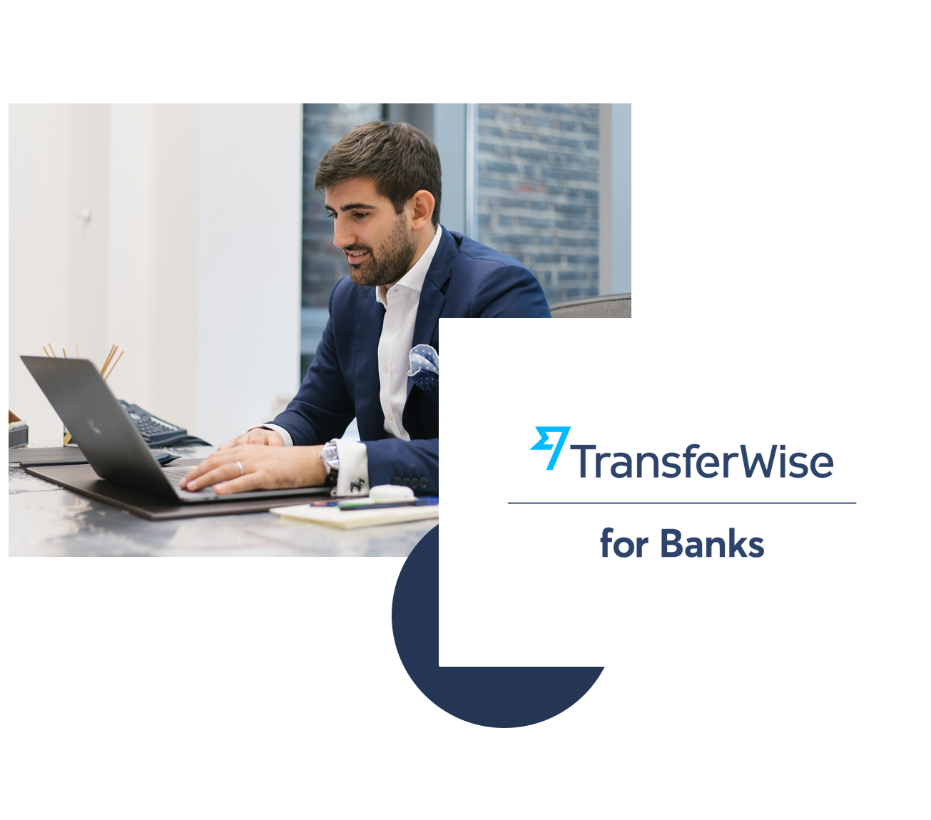 TransferWise for Banks.