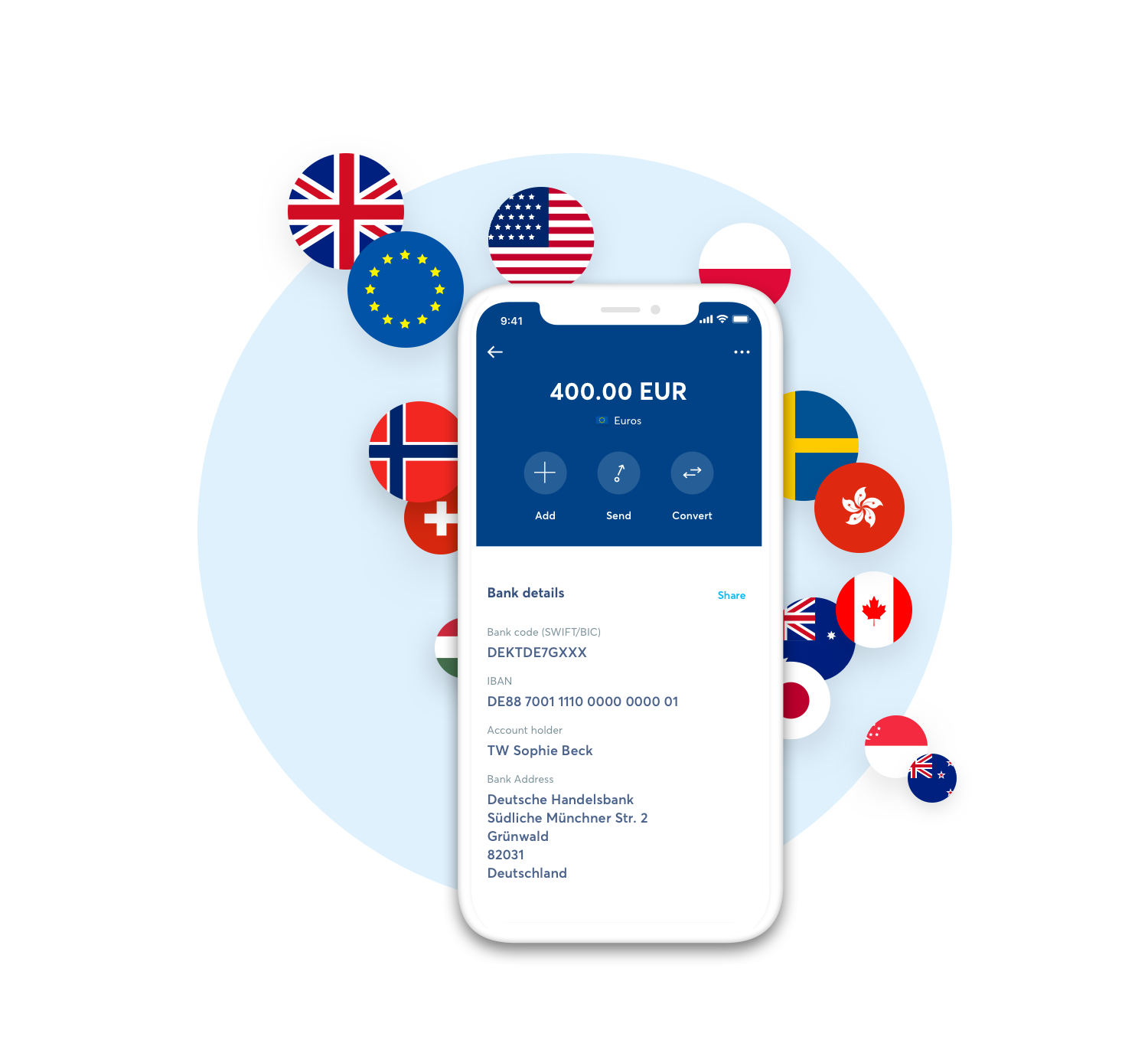 Why should you open a DKK account in the US?