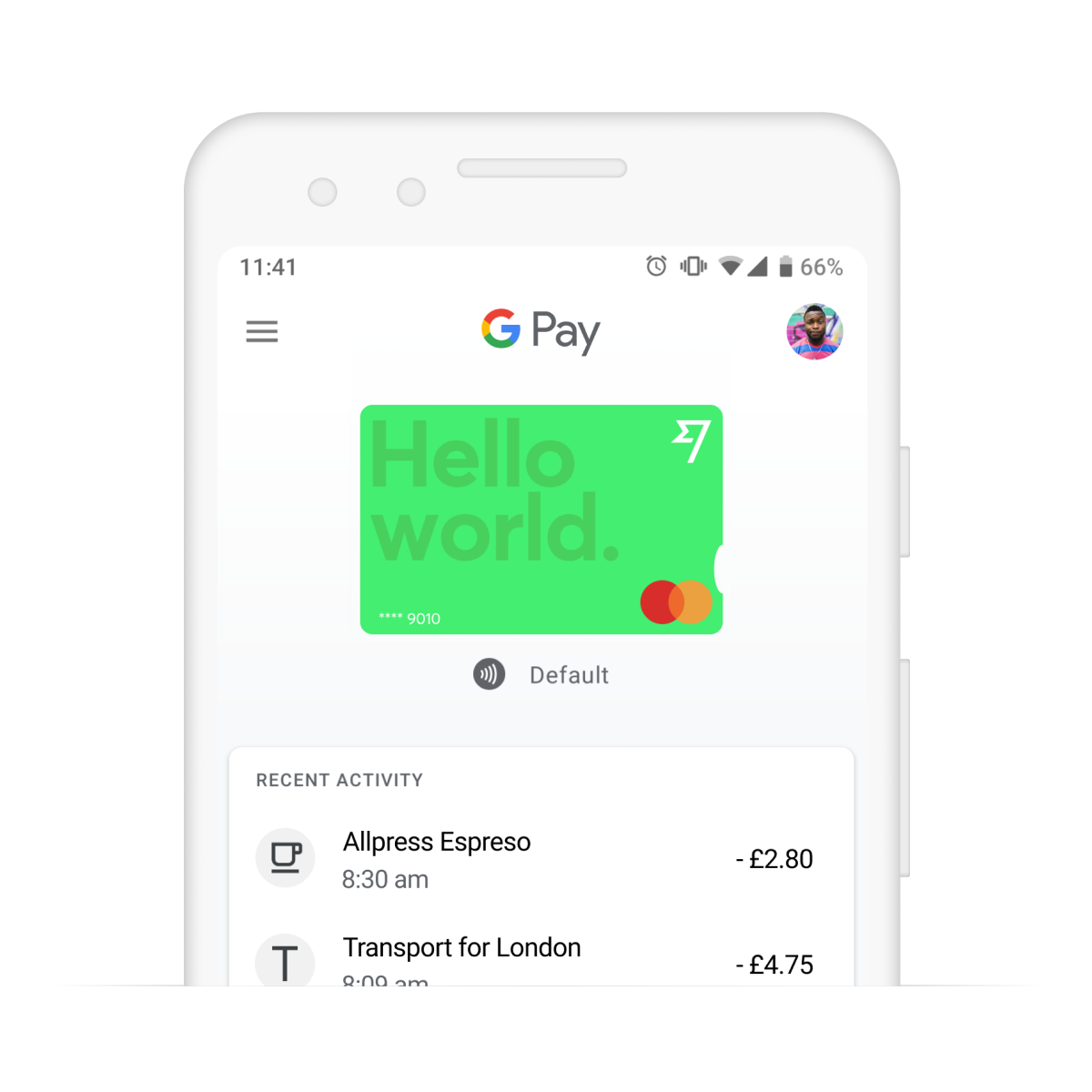 Google Pay - TransferWise