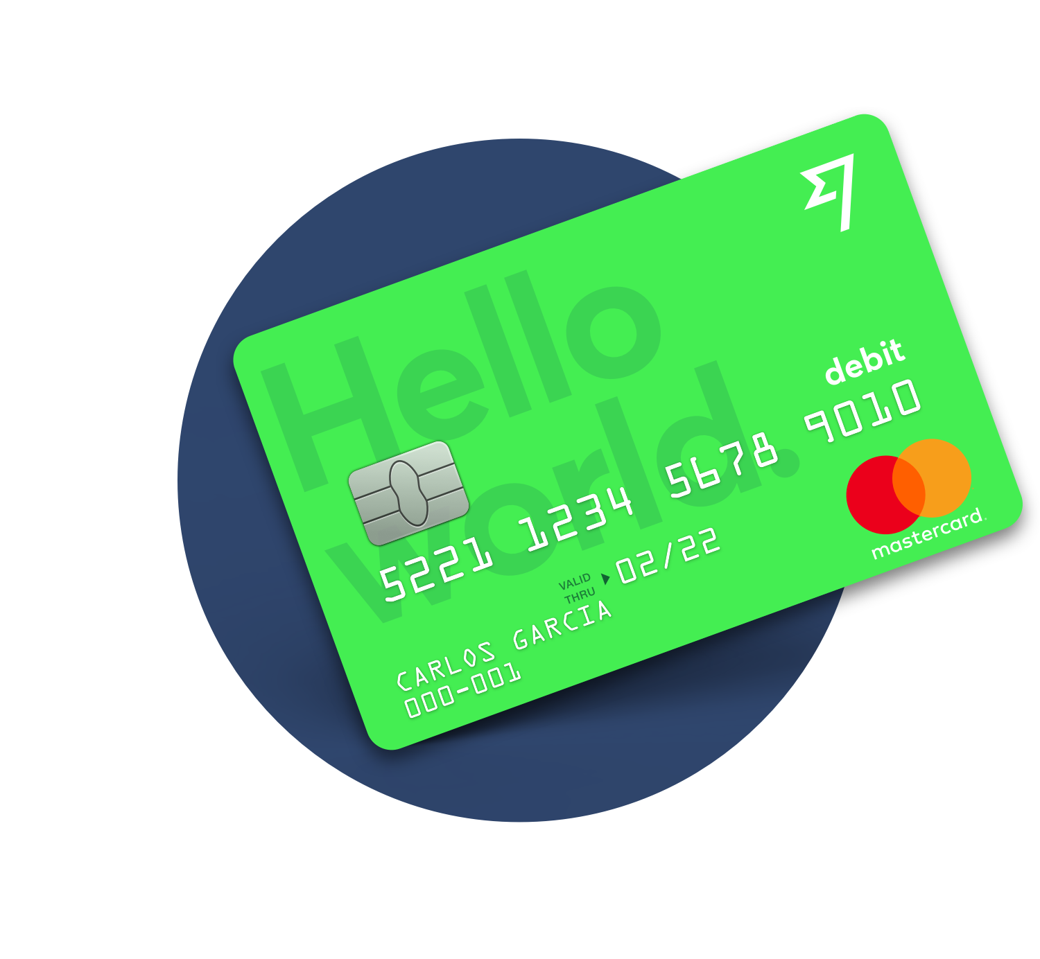 Coming soon! The TransferWise debit Mastercard.