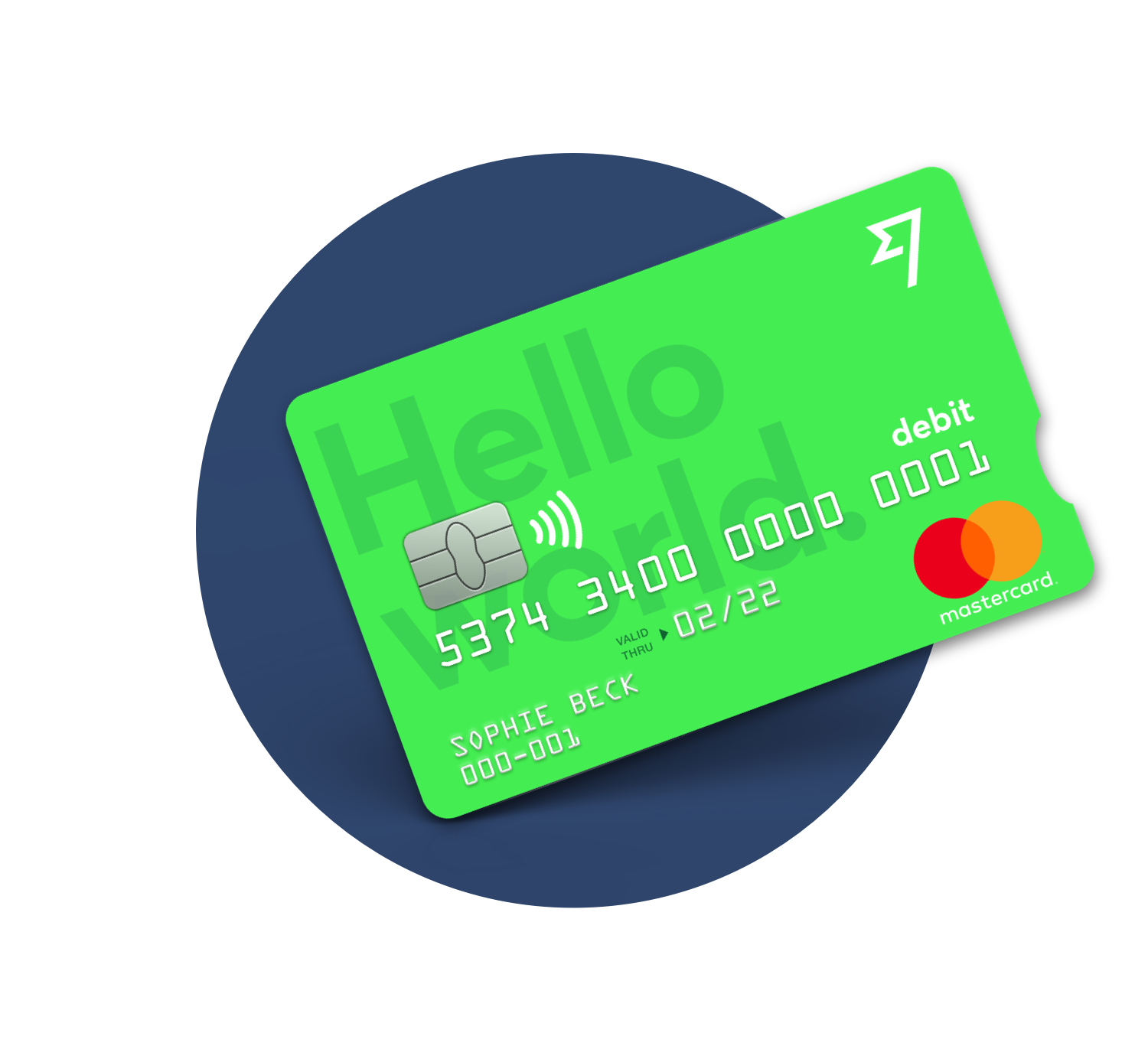 New! The TransferWise debit Mastercard®