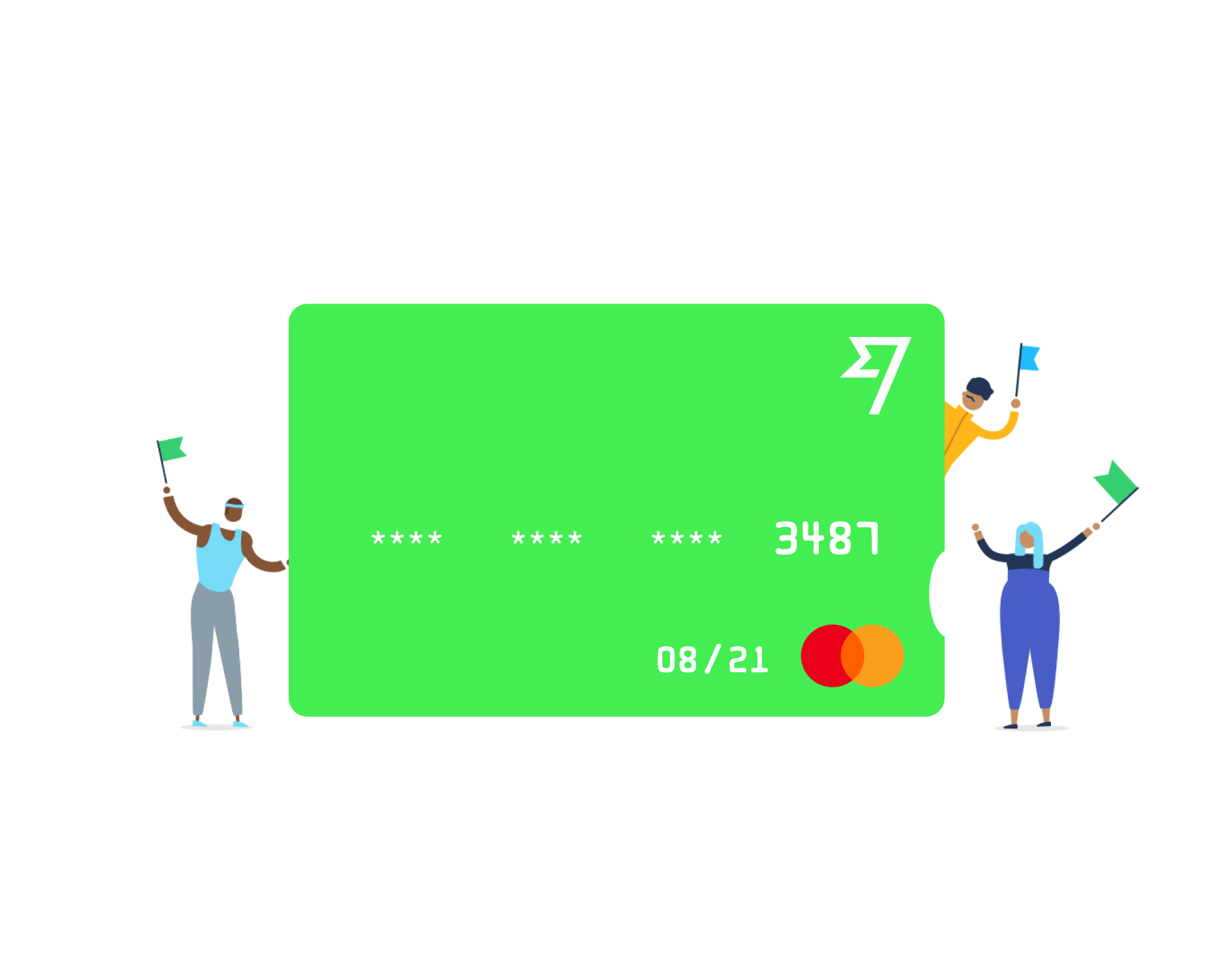 Set up your card seamlessly