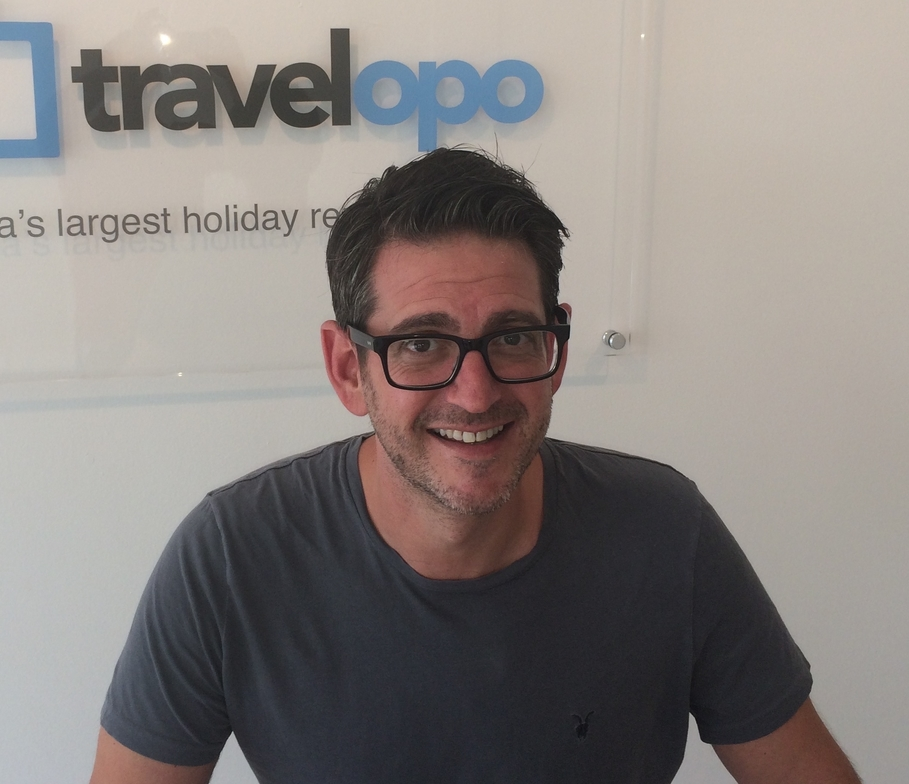 Roger Fenton, CEO & Founder, Travelopo